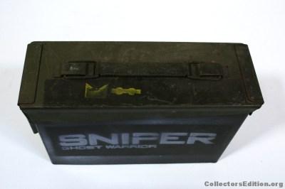 CollectorsEdition.org » Sniper Ghost Warrior (Ammo Box) (Survivor Edition) (PS3) [2 ...