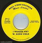 W. KING COLE - I Wonder Why