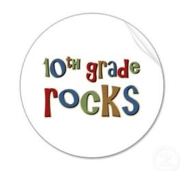 10th Grade Rocks