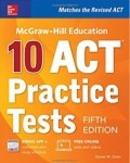 McGraw-Hill 10 ACT Practice Tests