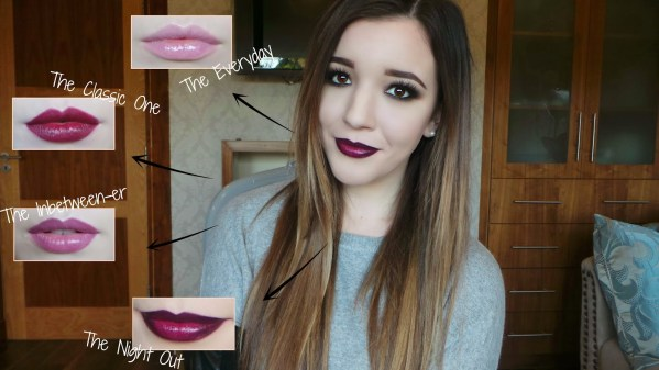 How To Rock A Seasonal Berry Lip