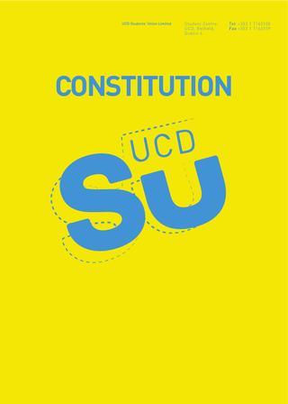 SU Constitution
