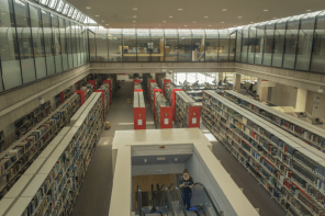 Dramatic Cutbacks for UCD Library Service See Staff Numbers Drop by 36%