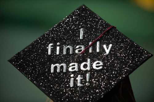 Medium Of Graduation Caps Ideas