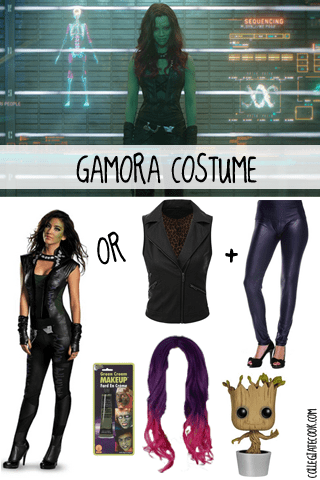 Halloween13 guardians of the galaxy costume ideas day 1