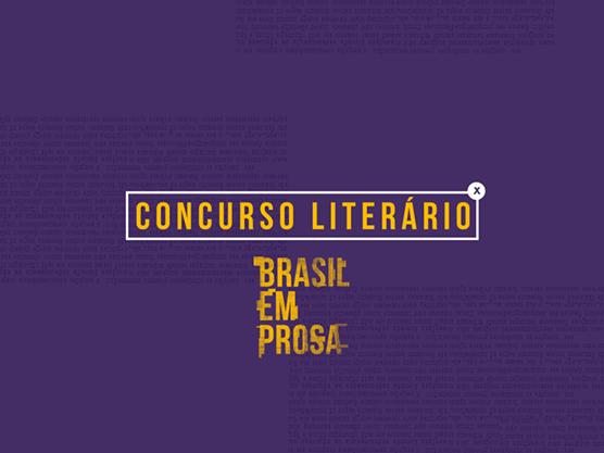 concurso literário Brasil em Prosa
