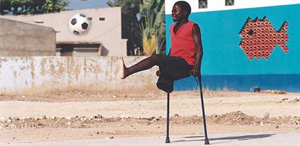 RÈinsertion par le sport (centre de rÈadaptation HIB)