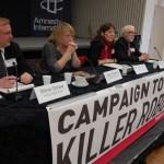 Acto de presentación de la Campaña. Foto Campaign to Stop Killer Robots