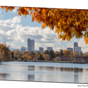 Denver Colorado Canvas Art