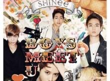 SHINee Boys Meet U