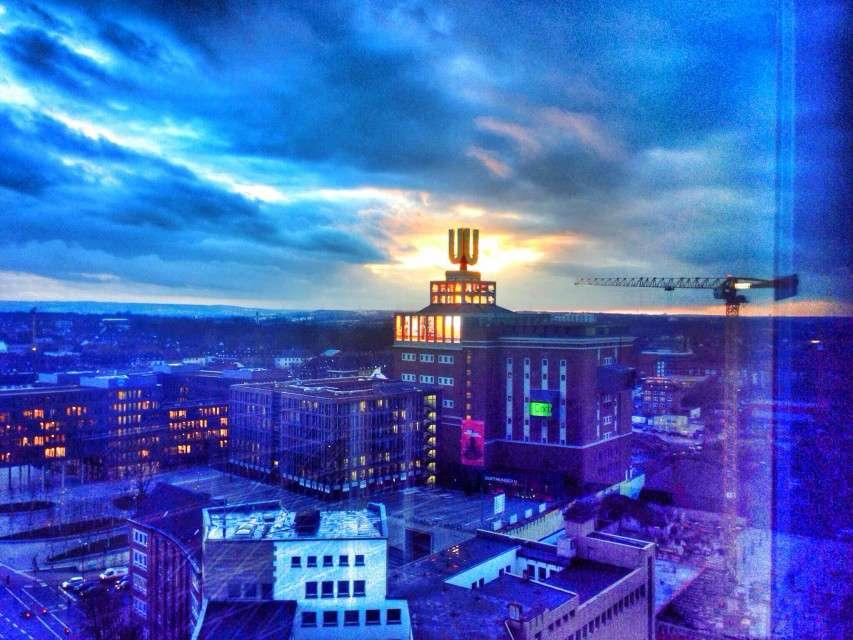 Dortmund von oben 2