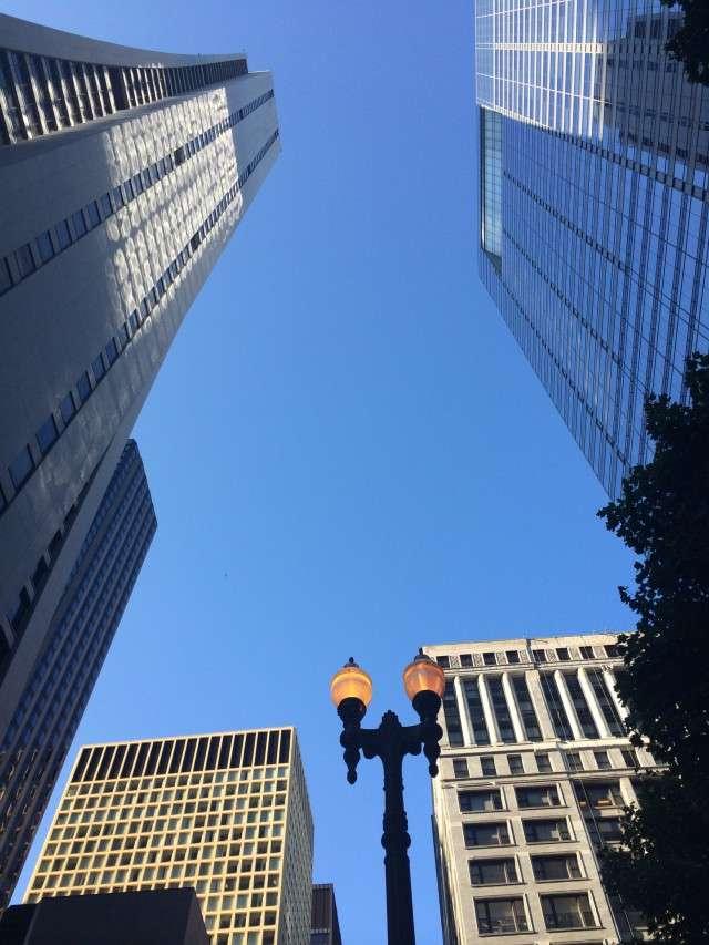 The Loop - die City von Chicago