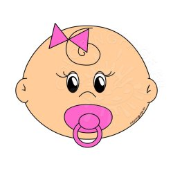 Exciting Baby Shower Baby Face Girl Baby Shower Baby Face Girl Coloring Page Cartoon Baby Girl Images Baby Girl Cartoon Image
