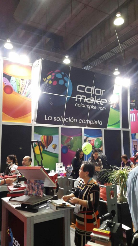 7  Color Make was at Expo Impresión Mexico 2016 7
