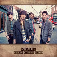 [Album] CNBLUE -  'RE: BLUE' ~4th Mini Album~ 320kbps