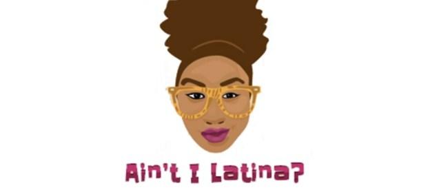 Ain't-I-Latina-Logo