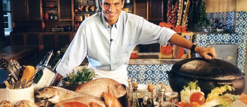 Olivier na cozinha