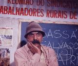 """Lima Duarte interpreta Sassá Mutema na novela """"O Salvador da Pátria"""": traço personalista da política brasileira."""