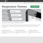 Illustratie: Responsive Themes WordPress by ThemeID en CyberChimps