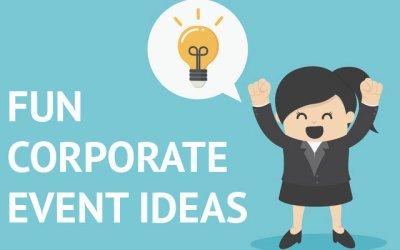 41 Fun Corporate Event Ideas
