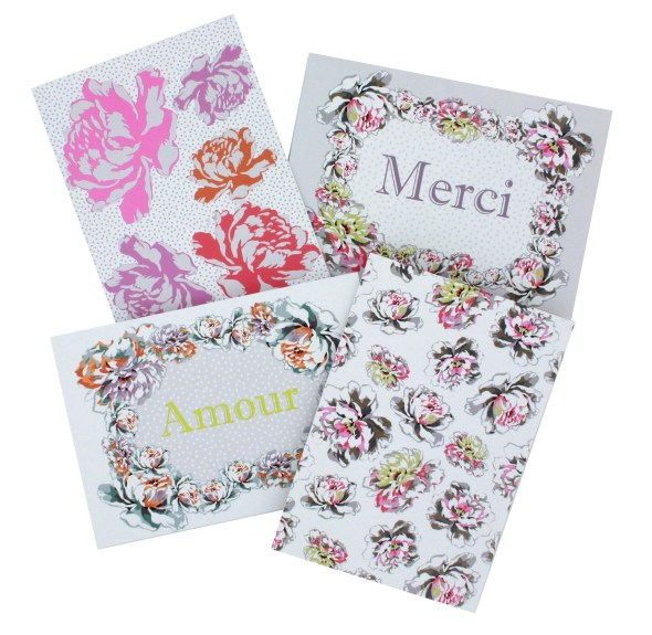 ENSEMBLE CARTES BRIT