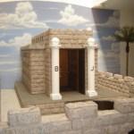 Miniatura do Templo de Salomão