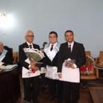 Fernando, Filipe e Romildo