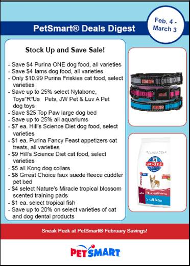 PetSmart Deals