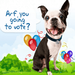 The 10 Most Influential Dog Blogs – Vote for Come Wag Along!