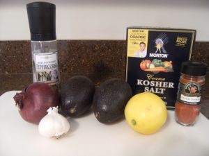 seasonings for homemade guacamole