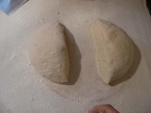 homemade-sourdough-cut in half