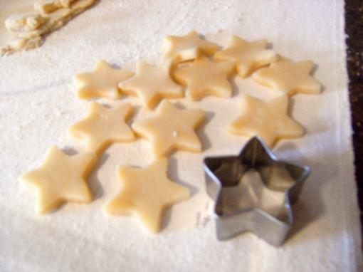 Shortbread Linzer Cookies