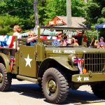 What Do Army Vehicles, a Septic Pumper, and the (Not Quite) Royal Wedding Party Have in Common?