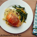 Crock Pot Love: Chicken and Prosciutto Roll Ups