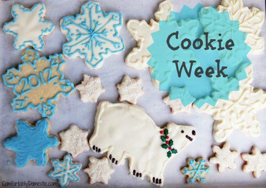 Cookie Week Splash