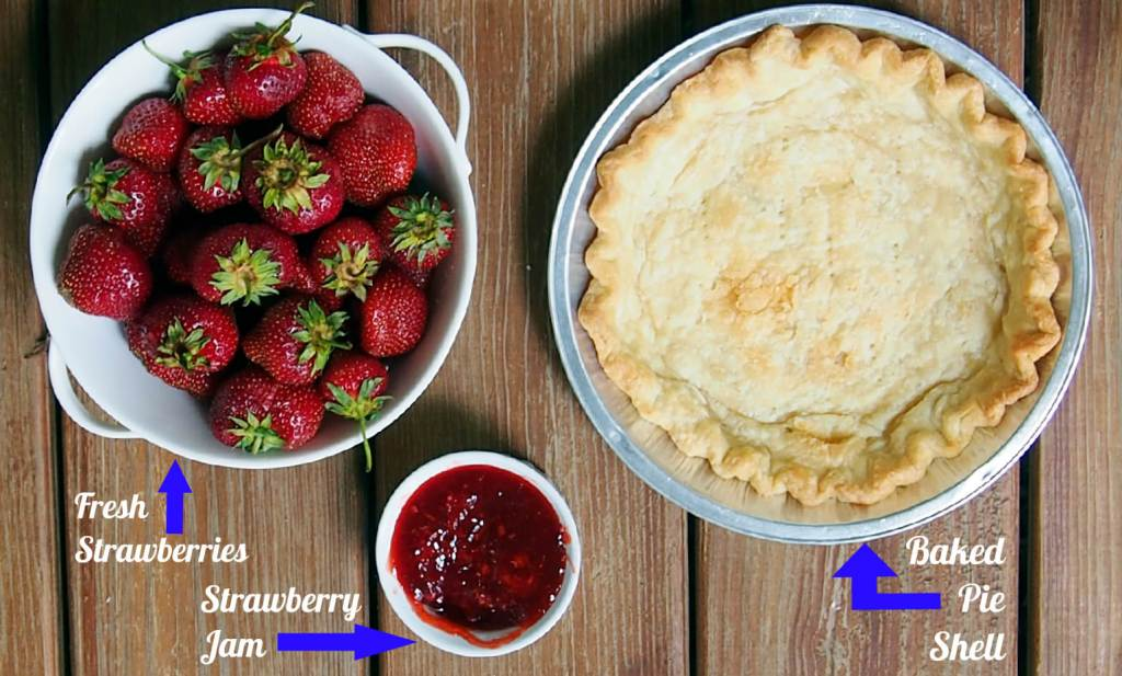 Fresh-Strawberry-Pie-Ingredients-Cast
