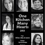 One Kitchen, Many Hearts December 2013 Reveal
