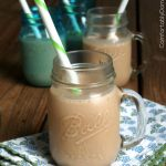 {Healthy Recipes} Chocolate for Breakfast Smoothie