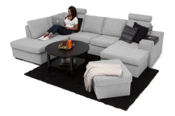 Small Of U Shaped Couch