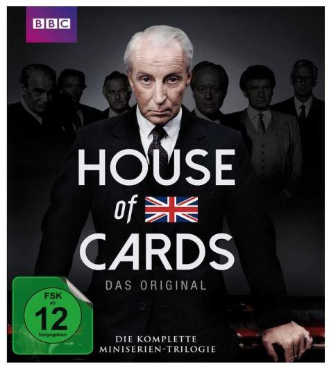 HOUSE OF CARDS - Das britische Original