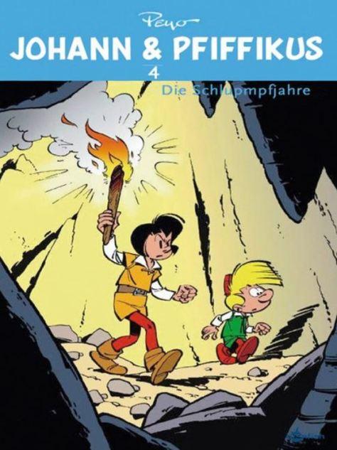 Johann & Pfiffikus 4: Die Schlumpfjahre