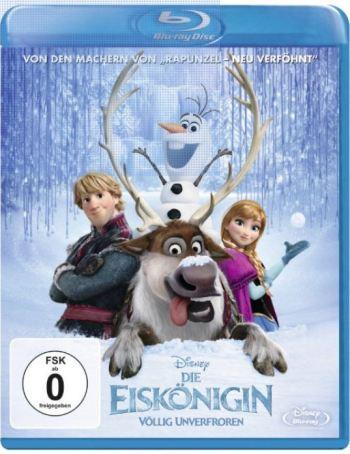 Walt Disney: Die Eiskönigin - Völlig unverfroren
