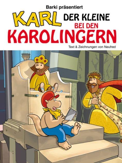 KARL DER KLEINE BEI DEN KAROLINGERN