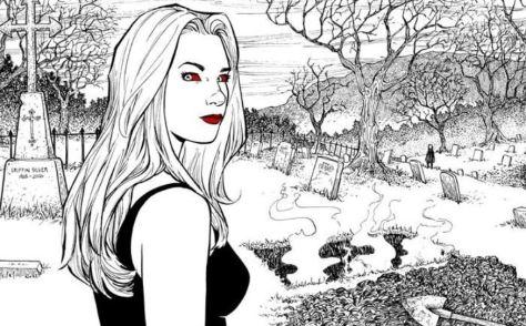 Terry Moore: Rachel Rising