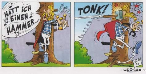 Asterix: Gallien in Gefahr