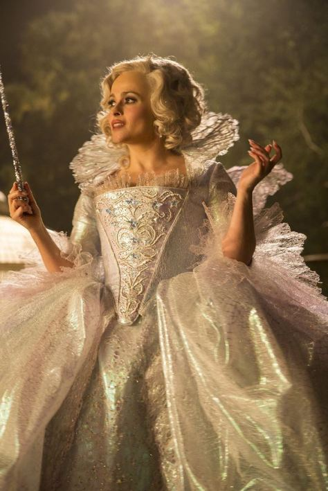 Helena Bonham Carter in Cinderella - © 2015 Disney