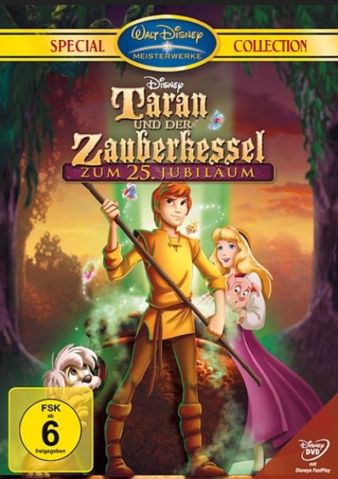 Walt Disney: Taran und der Zauberkessel