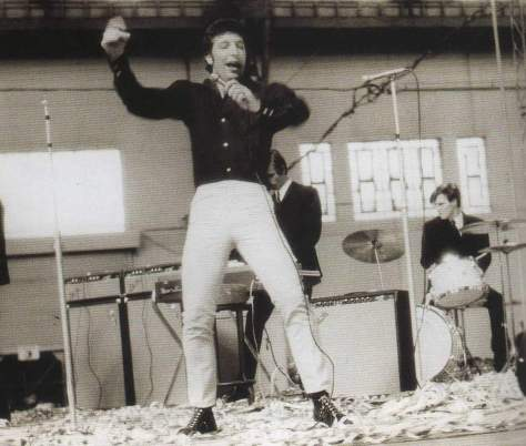 Tom Jones: Over the Top and back