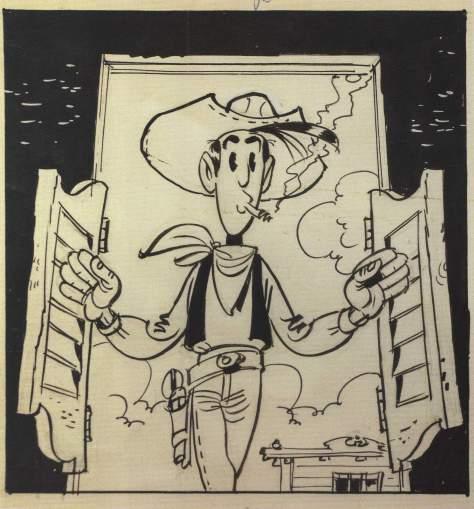 Reddition 64: Lucky Luke