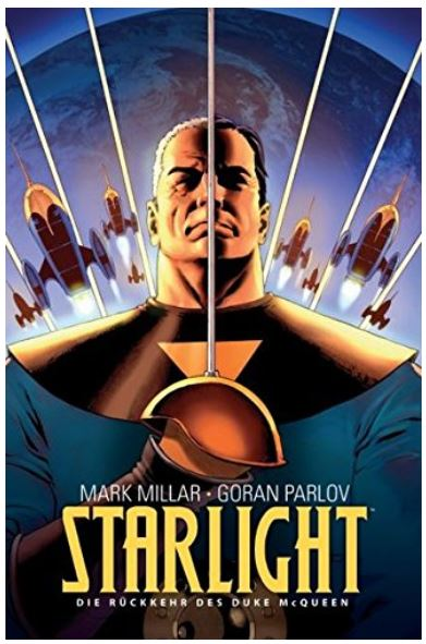 Mark Millar: Starlight